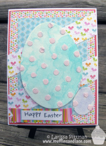 Water Color Easter Card (#3)