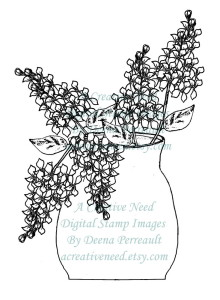 A Creative Need Lilacs Preview