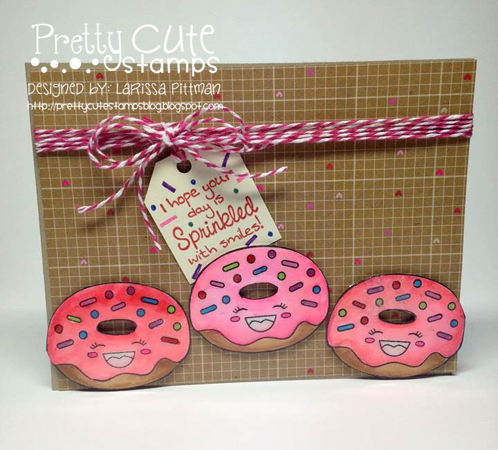 Designed-by-Larissa-Pittman-of-Muffins-and-Lace-for-Pretty-Cute-Stamps-DT-using-Donut-Worry-Be-Happy