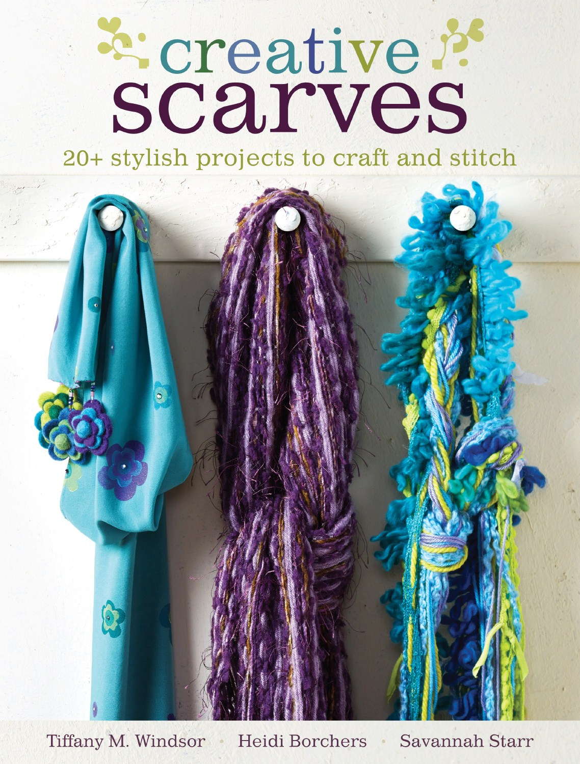 Creative Scarves book cover