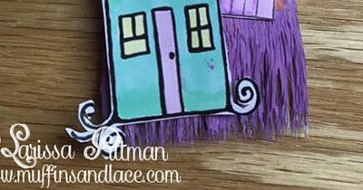 Created by Larissa Pittman for Susan K Weckesser Creative Team March sneak