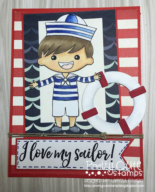 Created-by-Larissa-Pittman-for-Pretty-Cute-Stamps-July-Blog-Hop