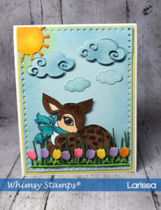 Handmade-Card-created-by-Larissa-Pittman-for-Whiimsy-Stamps-Design-Team-Deer-Card