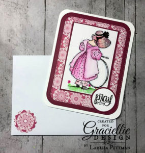 Handmade-card-by-Larissa-Pittman-for-Graciellie-Designs-matching-envelope